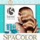 SPA-окрашивание волос Oro del Marocco (Barex Italiana)