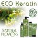 Салонная процедура Ecokeratin - восстановление структуры волос